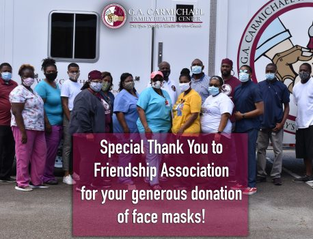 Special Thank You To our Donors